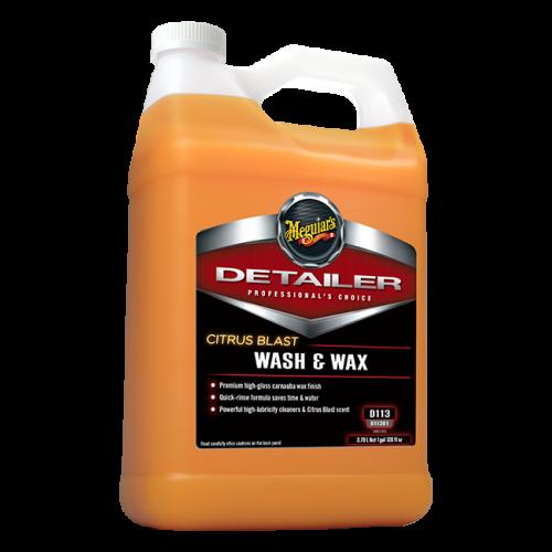 meguiar 39 s citrus blast wash wax 1 gallon. Black Bedroom Furniture Sets. Home Design Ideas