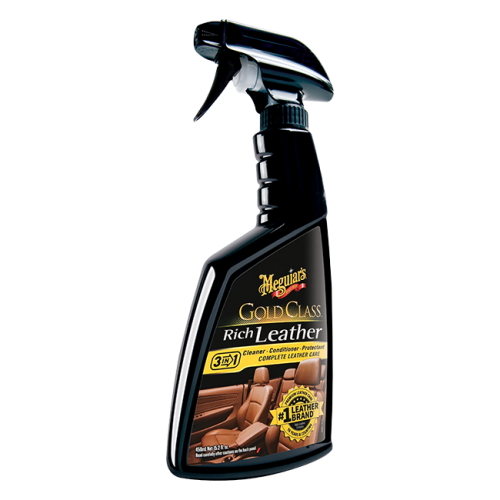 Meguiar\'s® Gold Class™ Rich Leather Cleaner & Conditioner, 16 oz.