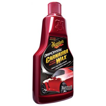 Meguiar's® Deep Crystal® Carnauba Wax, 16 oz.