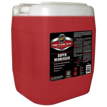 Meguiar's® D108 Detailer Super Degreaser, 5 Gallon