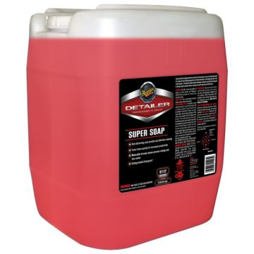 Meguiar's® D112 Super Soap, 5 Gallon