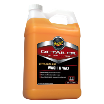 Meguiar's® Citrus Blast Wash & Wax, 1 Gallon