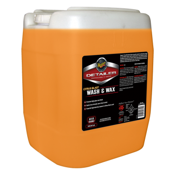 Meguiar's® Citrus Blast Wash & Wax, 5 Gallon