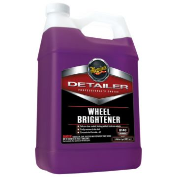 Meguiar's® D140 Detailer Wheel Brightener™, 1 Gallon