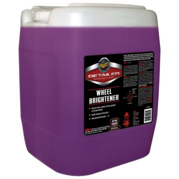 Meguiar's® D140 Detailer Wheel Brightener™, 5 Gallon