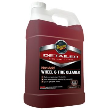 Meguiar's® D143 Detailer Non Acid Wheel & Tire Cleaner, 1 Gallon