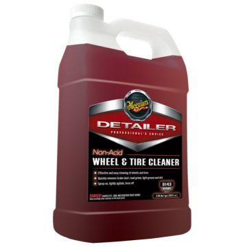 Meguiar's® D143 Detailer Non Acid Wheel & Tire Cleaner, 1 Gallon