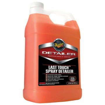 Meguiar's® D155 Detailer Last Touch Spray Detailer, 1 Gallon
