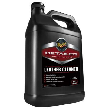 Meguiar's® D181 Detailer Leather Cleaner, 1 Gallon