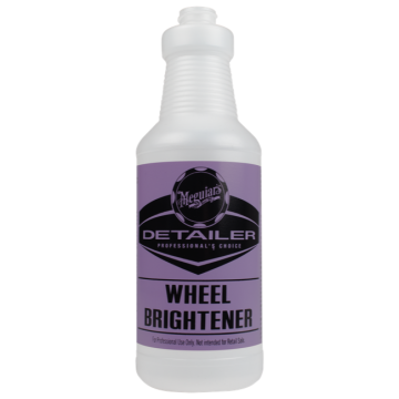 Meguiar's® Wheel Brightener™ Bottle, 32 oz.