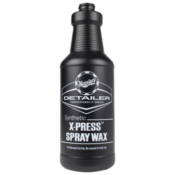 Meguiar's® Synthetic Express Spray Wax Bottle, 32 oz.