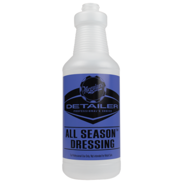 Meguiar's® All Season Dressing Bottle, 32 oz.