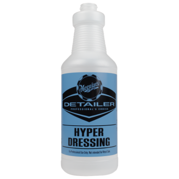 Meguiar's® Hyper-Dressing Bottle, 32 oz.
