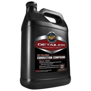 Meguiar's® D300 DA Microfiber Correction Compound, 1 Gallon