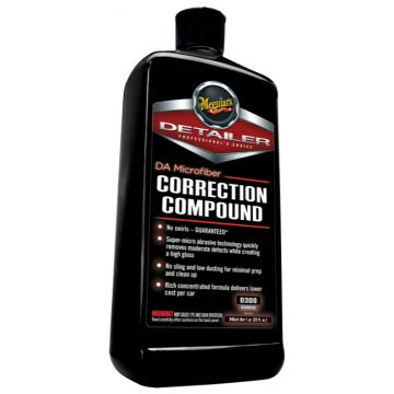 Meguiar's® D300 DA Microfiber Correction Compound, 32 oz.