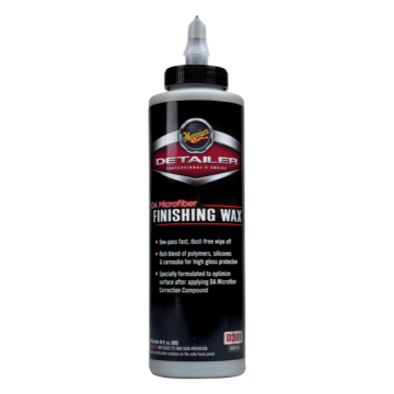 Meguiar's® D301 DA Microfiber Finishing Wax, 16 oz.