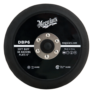 Meguiar's® DA Backing Plate - 6 inch
