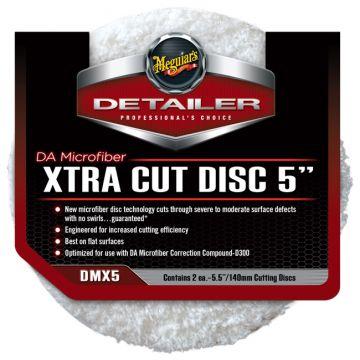 Meguiar's® DA Microfiber Xtra Cut Disc - 5 inch