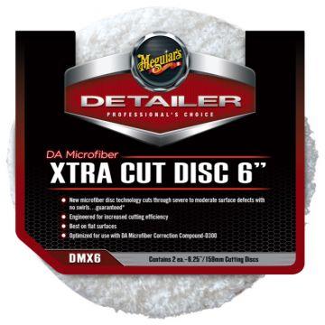 Meguiar's® DA Microfiber Xtra Cut Disc - 6 inch