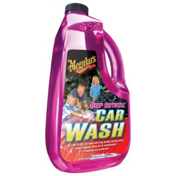 Meguiar's® Deep Crystal® Car Wash, 64 oz.