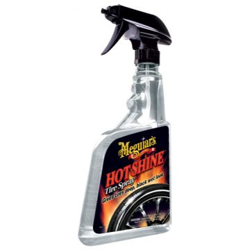 Meguiar's® Hot Shine™ High Gloss Tire Spray, 24 oz.