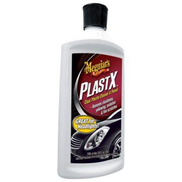 Meguiar's® PlastX™ Clear Plastic Cleaner & Polish, 10 oz.