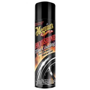 Meguiar's® Hot Shine™ High Gloss Tire Coating, 15 oz.
