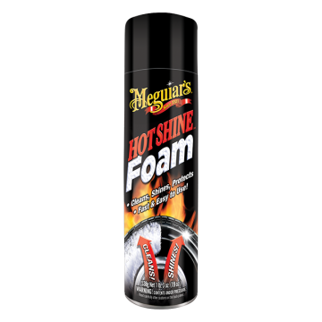 Meguiar's® Hot Shine™ Tire Foam, 19 oz.