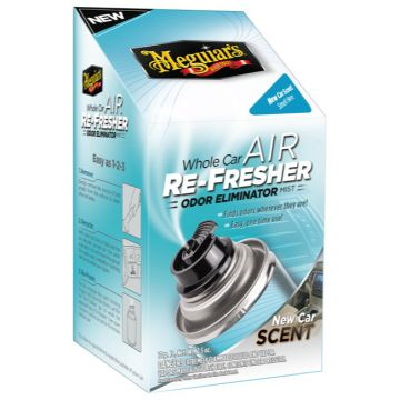 Meguiar's® Whole Car Air Re-Fresher - New Car Scent