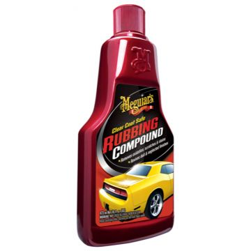 Meguiar's® Clear Coat Safe Rubbing Compound, 16 oz.