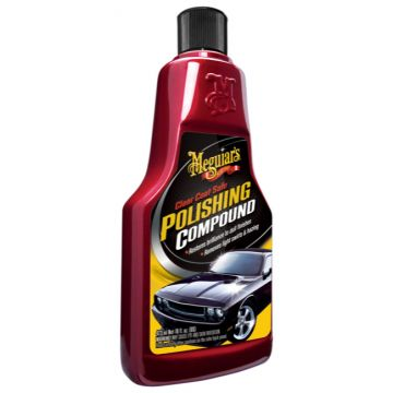 Meguiar's® Clear Coat Safe Polishing Compound, 16 oz.