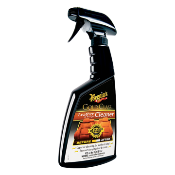 Meguiar's® Gold Class™ Leather & Vinyl Cleaner, 16 oz.