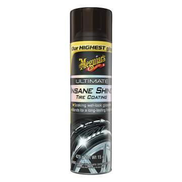 Meguiar's Ultimate Insane Shine Tire Coating, 15 oz.