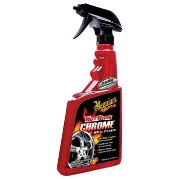 Meguiar's® Hot Rims™ Chrome Wheel Cleaner, 24 oz.