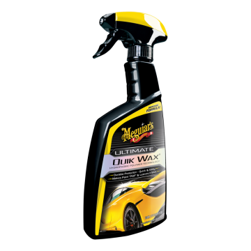 Meguiar's Ultimate Quik Wax, 24 oz.