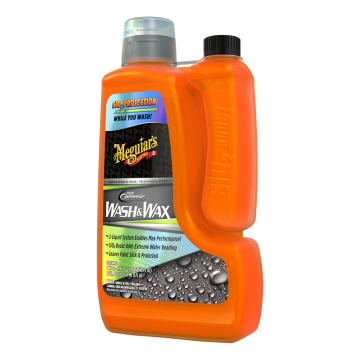 Meguiar's Hybrid Ceramic Wash & Wax, 48 oz.