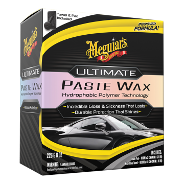 Meguiar's Ultimate Paste Wax, 8 oz.
