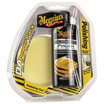 Meguiar's® DA Polishing Power Pack