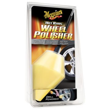 Meguiar's® Hot Rims Wheel Polishing Tool