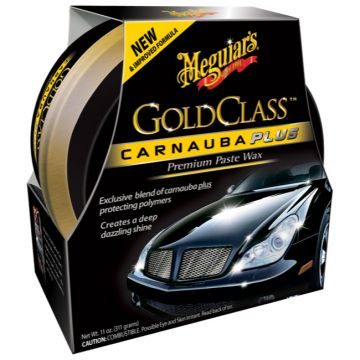 Meguiar's® Gold Class™ Carnauba Plus Premium Paste Wax, 11 oz.