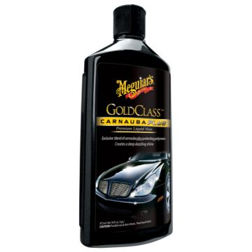 Meguiar's® Gold Class™ Carnauba Plus Liquid Wax, 16 oz.