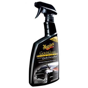 Meguiar's® Gold Class™ Premium Quik Detailer®, 24 oz.