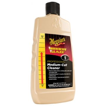 Meguiar's® M1 Mirror Glaze® Medium-Cut Cleaner, 16 oz.