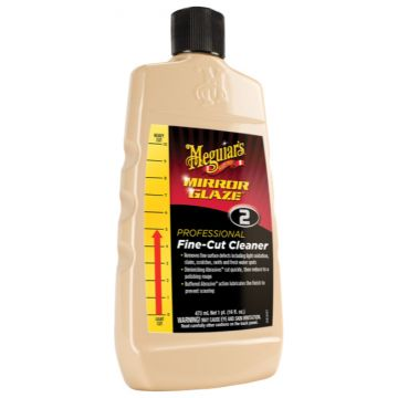 Meguiar's® M2 Mirror Glaze®  Fine-Cut Cleaner, 16 oz.