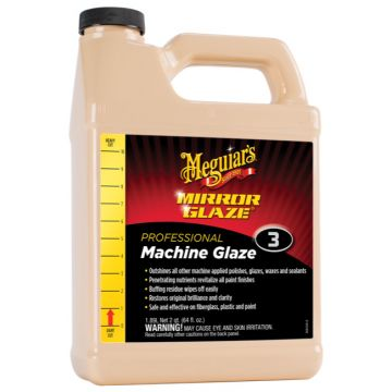 Meguiar's® M3 Mirror Glaze® Machine Glaze, 64 oz.