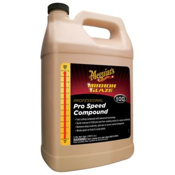 Meguiar's® M100 Mirror Glaze® Pro Speed Compound, 1 Gallon