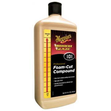 Meguiar's® M101 Mirror Glaze® Foam-Cut Compound, 32 oz.