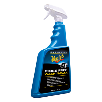 Meguiar's® Boat/Rv Rinse Free Wash & Wax, 32 oz.