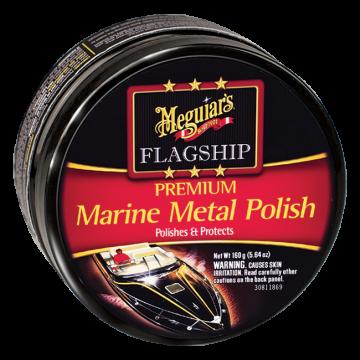 Meguiar's® Flagship Marine Metal Polish