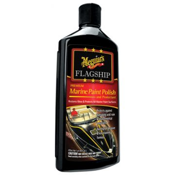 Meguiar's® Flagship Premium Marine Paint Polish and Protectant, 16 oz.